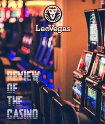 casinoonline-ca.com Review of Leo Vegas Casino